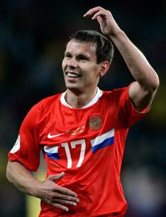Константин Зырянов: «Разгрома шведов футбольный мир бы не понял»
