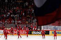 Победа России над Норвегией и другие четвертьфиналы ЧМ. Фотогалерея