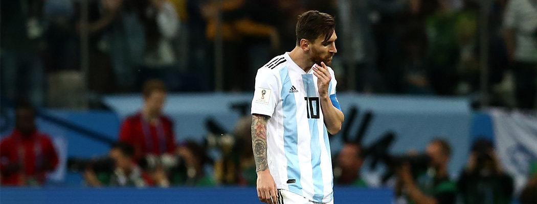 Нигерия спасла Аргентину. У Месси еще есть шансы на плей-офф