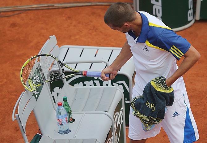 11 вспышек гнева российских теннисистов