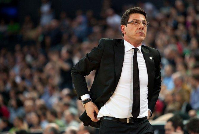 Фотис Кацикарис: «Титул самого стильного тренера Европы – скорее, хорошо, чем плохо»
