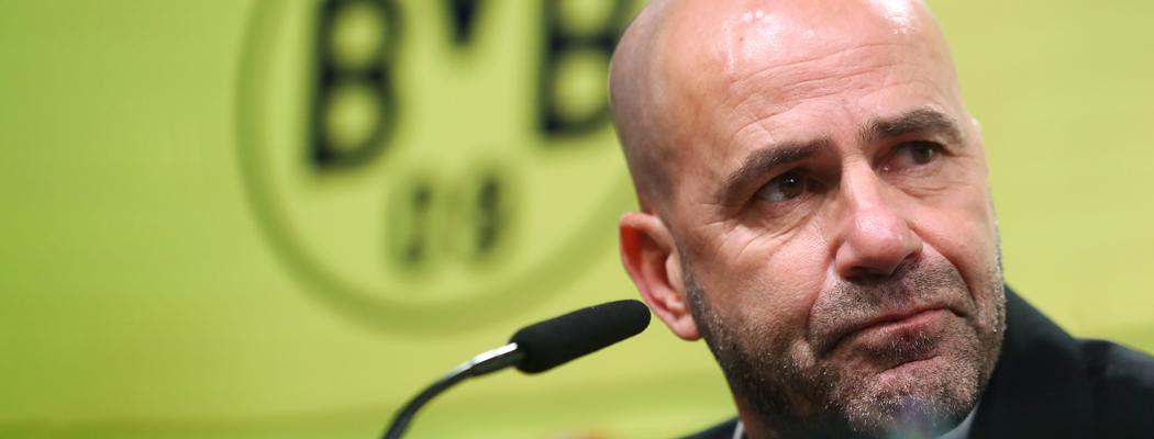 «Боруссия» снова уволила тренера. Катастрофа все ближе