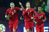 Оранжевое горе. Фото матча Португалия – Голландия