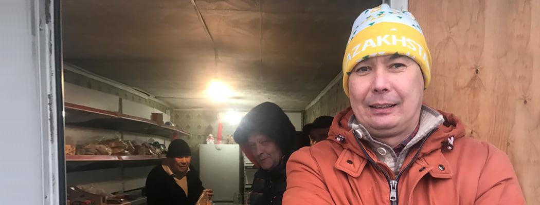 Легкая победа в Казахстане: сборная на позитиве, стадион рядом с колхозом, Дзюба + Черышев = ❤️