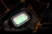 Главные стадионы Европы. Вид сверху