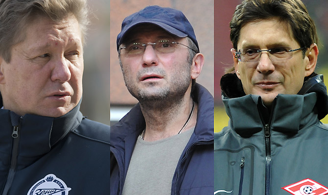 Исследование Sports.ru. Бюджеты российских футбольных клубов в 2012 году: 1377 миллионов на всех