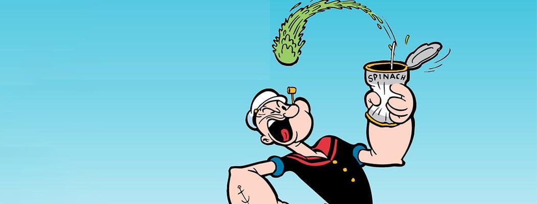 Немецкие ученые считают, что шпинат – допинг, и просят WADA его запретить. Серьезно?!