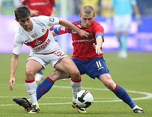 «Судя по оборонительным порядкам ЦСКА и «Спартака», матч действительно будет фееричным»