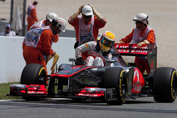 Эволюция правил. Что изменится в «Формуле-1» в 2013 году