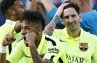 «Барселона» и еще 7 команд, которые стали чемпионами в эти выходные