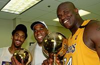 10 самых титулованных клубов НБА