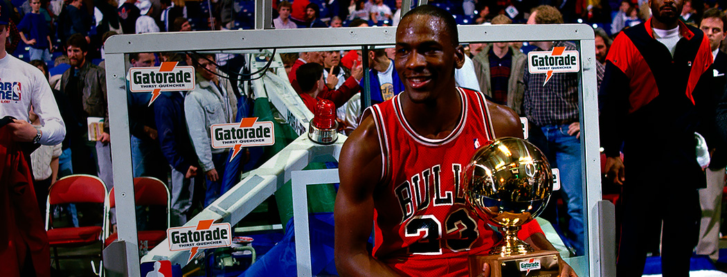 Майкл Джордан превратил Матч всех звезд в событие, которое нельзя пропустить