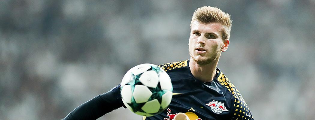 Главный нападающий Германии – Вернер. Его уже хочет «Реал»