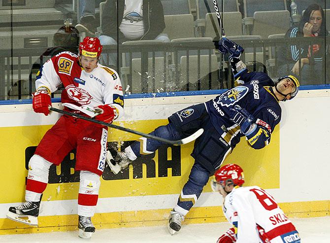 Локаут-2012. Где игроки НХЛ коротали время до начала сезона