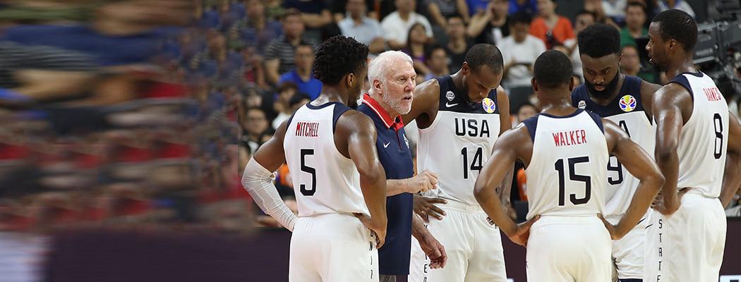 Эта сборная США претендует на то, чтобы стать худшей в истории. Не доехала даже до полуфинала