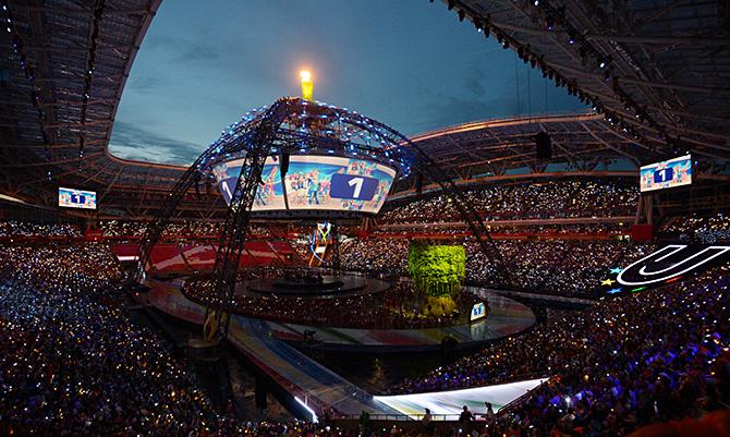 292 медали Универсиады. Как Россия встала с колен