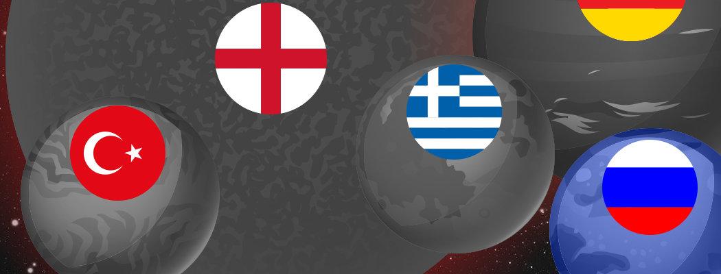 Даже Дания и Греция получают за футбольные телеправа больше России