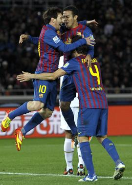 «Барселона» похожа на муравейник»