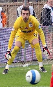 Стипе Плетикоса пропустил от «Динамо» четыре мяча