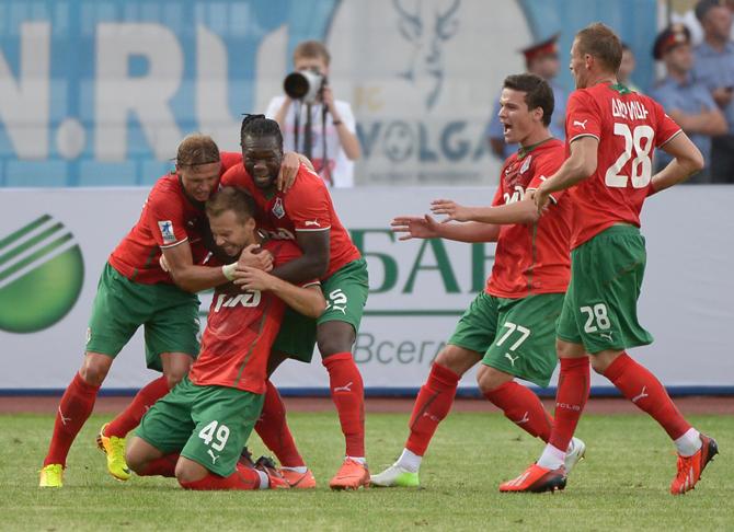 Шишкин влез. Как «Локомотив» вырвал первую победу в сезоне