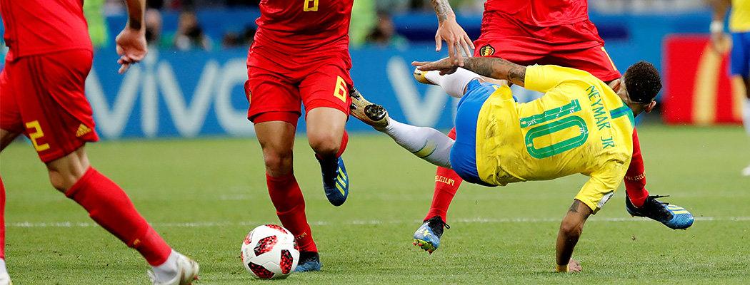 Теперь Бельгия – точно топ. Первый полуфинал за 32 года