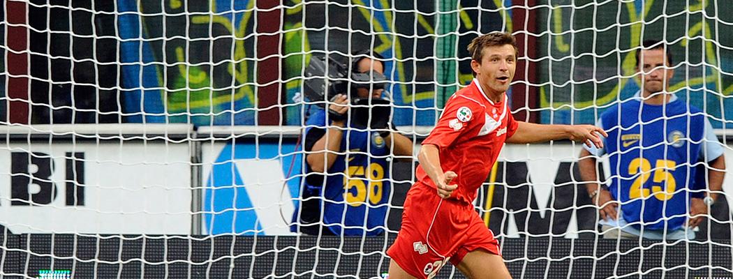 Виталий Кутузов: «Холоднее всего в «Милане» меня приняли Шевченко и Каладзе»