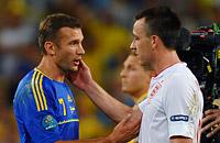 Вы это видели. Фото матча Англия – Украина