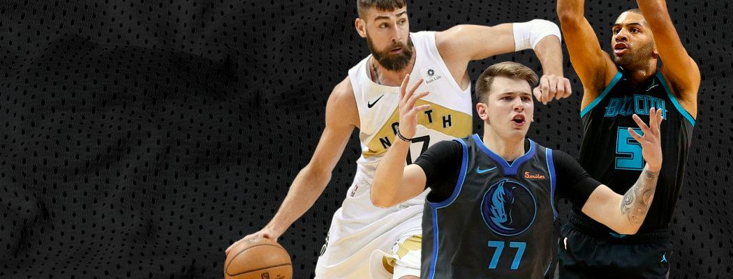 Новые формы НБА разочаровали. У Nike закончилась фантазия