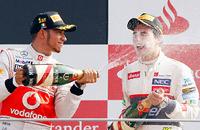 Страсти в Монце. Лучшие кадры Гран-при Италии