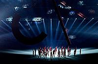 Церемония открытия Олимпиады. Как это было год назад