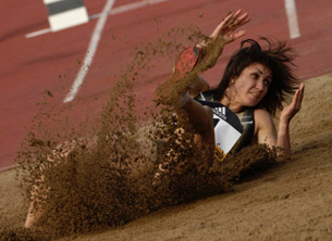 Татьяна Лебедева: «На Олимпиаде нужно обязательно поймать кураж»