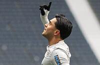 Афганец из «Байера» прошил вратаря пяткой – кажется, это пока лучший гол 2021-го