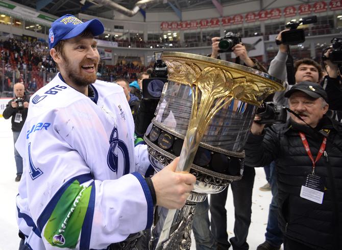 «Еременко? В Сочи за Россию все равно будут играть вратари из НХЛ»