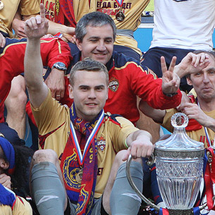 Игорь Акинфеев: «Габул хотел, чтобы пенальти били в другие ворота»