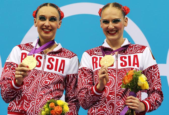 Наталья Ищенко и Светлана Ромашина: «Не представляем, что вдруг будем вторыми»