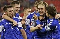 Главные сенсации квалификации Евро-2016