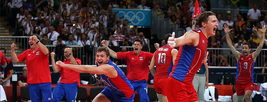 Россия уступала 0-2, но выиграла Олимпиаду. Это было уже 5 лет назад