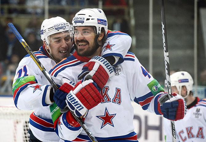 «СКА собрал самую звездную атаку в истории КХЛ»
