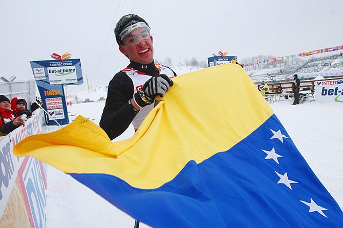 «Путин – самый влиятельный человек мира, он может помочь». Как венесуэльский лыжник рвется в Сочи