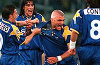 Карта памяти. «Ювентус» – победитель Лиги чемпионов-1995/96
