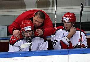 Андрей Парфенов: «У нас нет концепции развития детского хоккея»