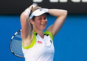 Воскрешение Клийстерс и еще 2 главных матча воскресенья Australian Open-2012