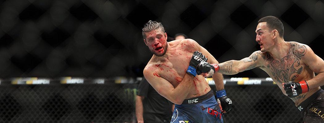 Чемпион UFC учил соперника защите прямо во время боя. Что?!