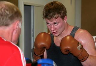 Александр Поветкин: «Хочу поехать на Олимпиаду»