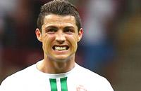 Матч одного актера. Фото четвертьфинала Чехия – Португалия