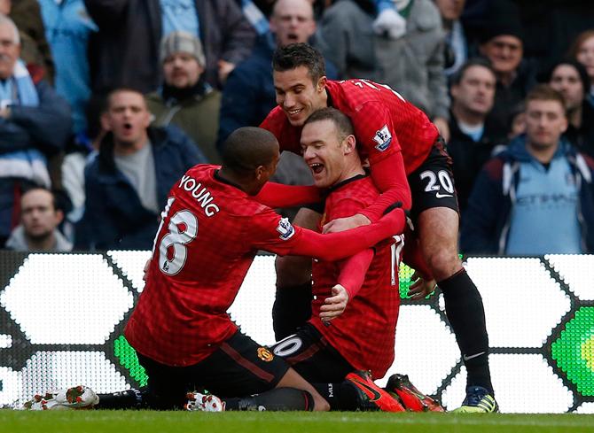 Лучший  стрелок. 5 мыслей о матче «Манчестер Сити» – «Манчестер Юнайтед»