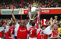 Трофейное оружие. 7 титулов Тьерри Анри в «Арсенале»