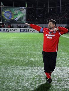 Рамзан Кадыров о футболе и жизни. 38 заявлений президента Чечни