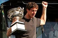 Сафин и еще 9 россиян, побеждавших на Australian Open