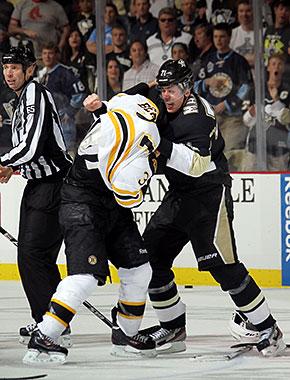 Малкин-дза-дза. Все, что нужно знать о первых матчах финалов конференций плей-офф НХЛ